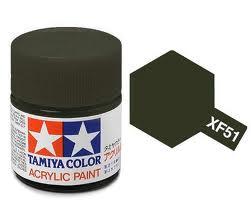 XF51_Tamiya_colore_acrilico_opaco_modellismo_statico