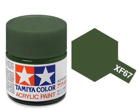 XF67_Tamiya_colore_acrilico_opaco_modellismo_statico