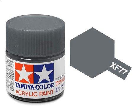 XF77_Tamiya_colore_acrilico_opaco_modellismo_statico