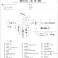 aerografo-doppia-azione-bd-181A-modellismo-schema