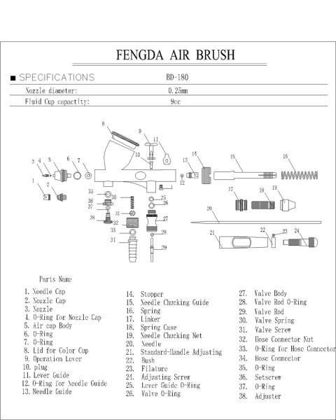 aerografo-fengda-BD-180-schema