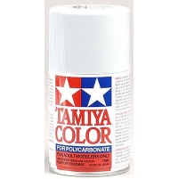 SPRAY-TAMIYA-PS01-bianco-per-policarbonato