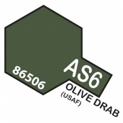 spray Tamiya AS-06 Olive Drab