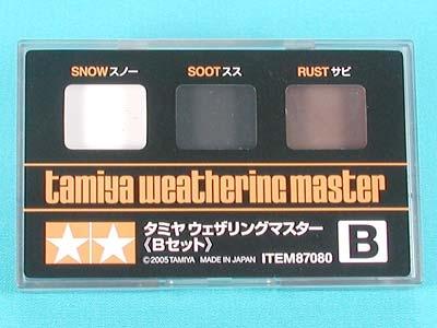set-invecchiamento-tamiya-87080