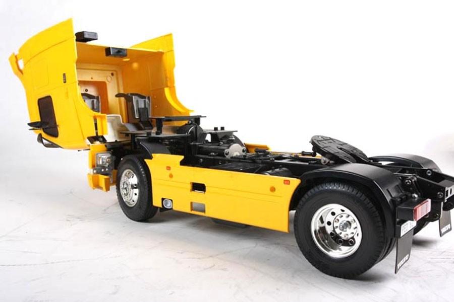 Camion Radiocomandato Tamiya 56312 scala 1:14 Volvo FH12 Globetr