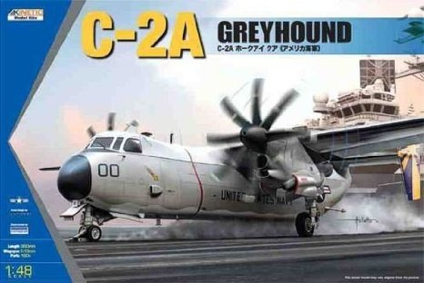 C-2A-GREYHOUND-modellismo-statico-Kinetic