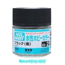 gunze-002-nero-lucido-colore-acrilico-modellismo-statico
