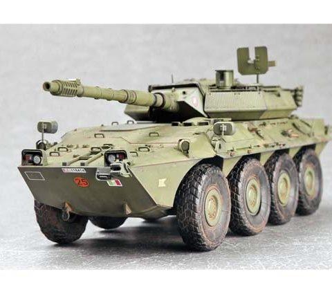 00386-trumpeter-foto1-carro-armato-b1-centauro-veicoli-militari-italiani-modellismo-statico