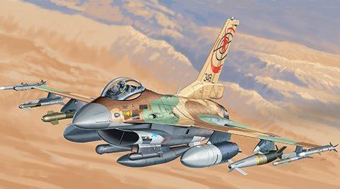 f-16c-barak-modellino-statico