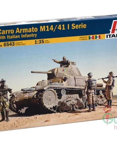 carro-armato-italiano-m14-italeri-6543