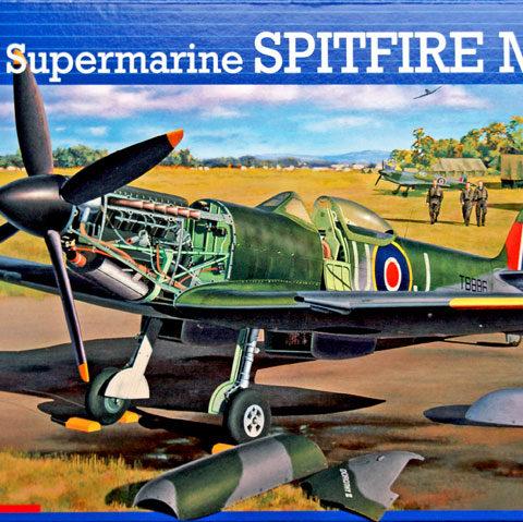 modellino-statico-supermarine-spitfire-revell