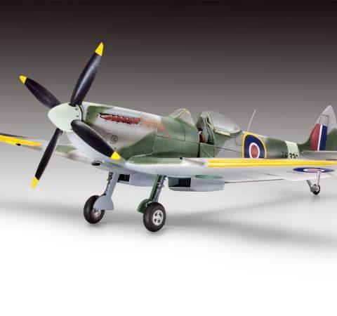 modellino-statico-supermarine-spitfire-revell04661