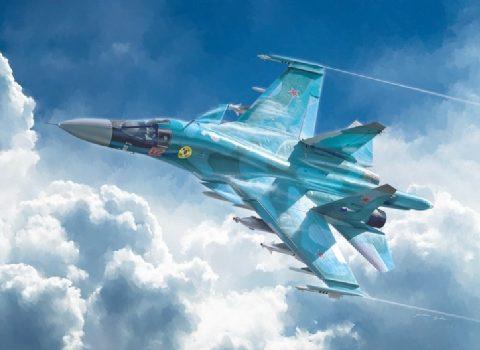 sukhoi-su-34-italeri