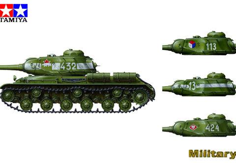 carro-armato-tamiya-russian-heavy-tank-js-2-1944-foto4-modellismo-statico