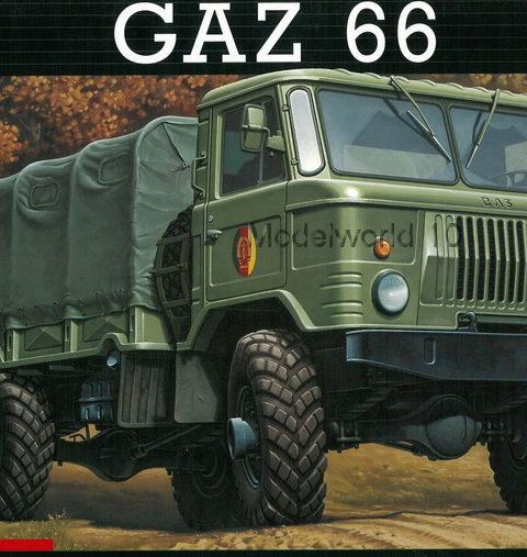 gaz-66-revell03051-modellismostatico