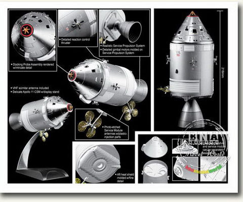 modulo-comando-dragon-11007d-apollo11