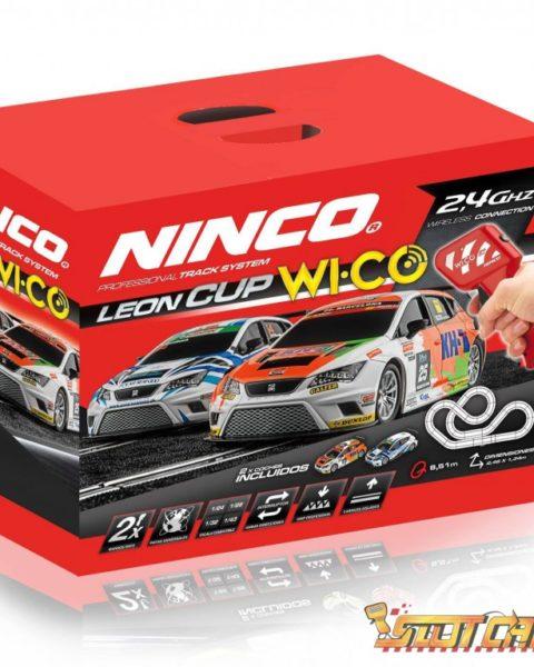 ninco-20189-leon-cup-racer-wico-set