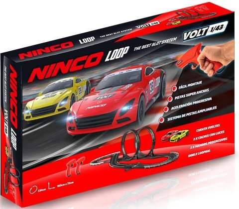 ninco-loop-volt-1-43