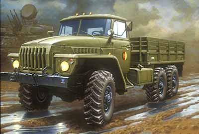 ural-revel-3050-modellismo-statico