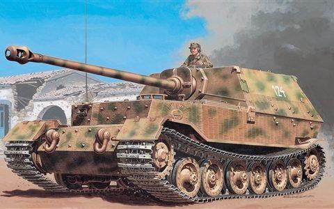 italeri-0211-sd-kfz-184-panzerjager-elefant