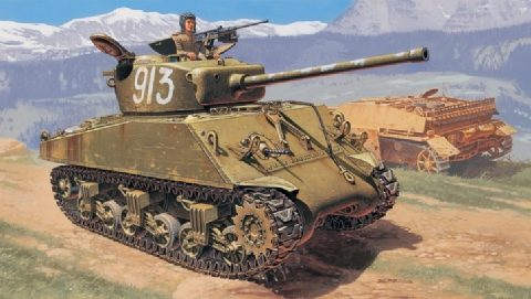 italeri-6483-m4a2-76mm-wet-sherman