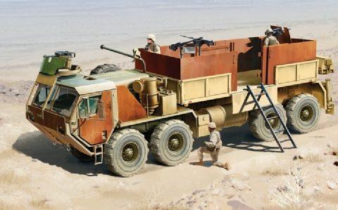 italeri-6510-hemtt-gun-truck