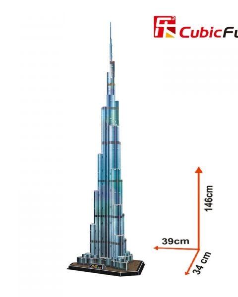 burj-khalifa-dubai-cubicfun-3d-foam-kit-foto2
