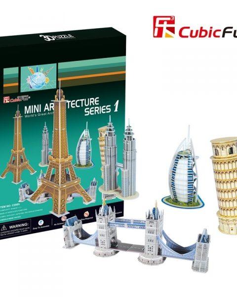 cubicfun-c056h-architettura