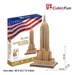 mc048h-empire-state-building-cubicfun