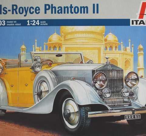 modellino-statico-rolls-royce-phantom-ii-italeri-3703-foto1