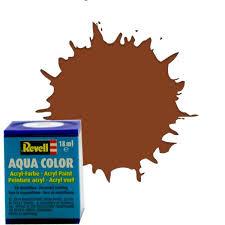 36180-revell-colore-modellismo-aqua-mud-brown-gloss-lucido