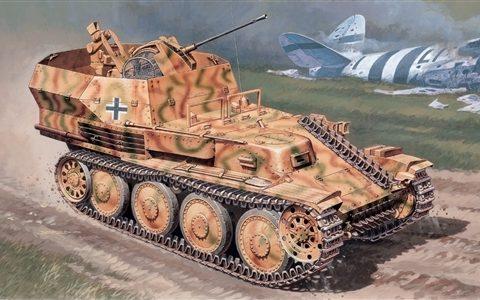 italeri-6461-sd-kfz-140-flakpz-gepard