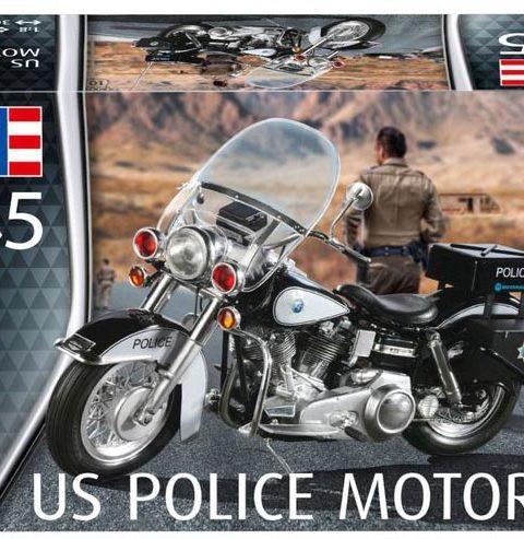 us-police-motorbyke