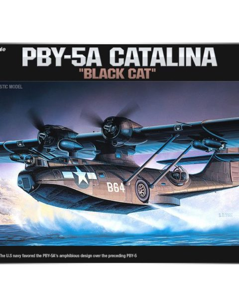 academy-12487-catalina-black-cat