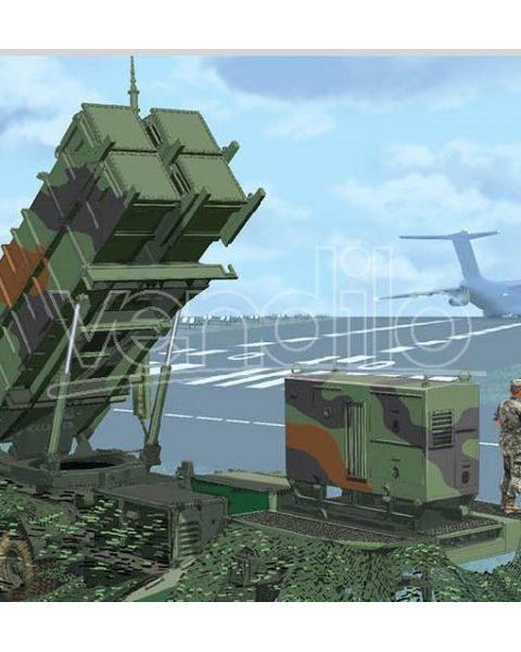dragon-d3604-mim-104c-patriot-sam-pac-2-kit-135-modellino