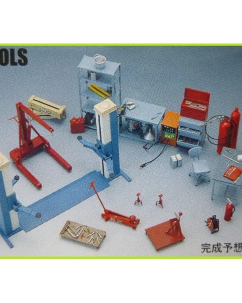 fujimi-garage-tools-scale-124-11118