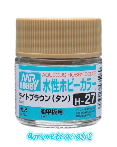 027-gunze-tan-old-gloss-colore-acrilico-modellismo