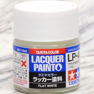 lp-4-bianco-opaco-flat-white-tamiya-lacquer-paint-colore-modellismo-statico