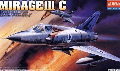 academy-12247-1-48-mirage-iii-c-mirage-iii-c