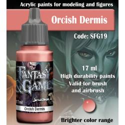 orcish-dermis