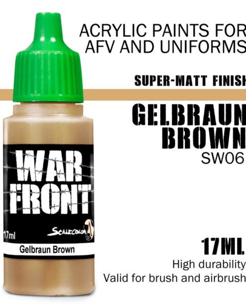 gelbraun-brown