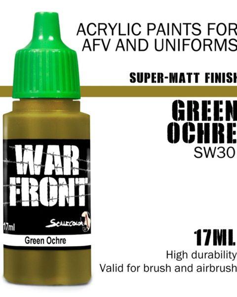 green-ochre