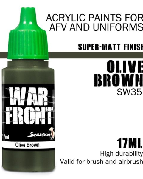olive-brown