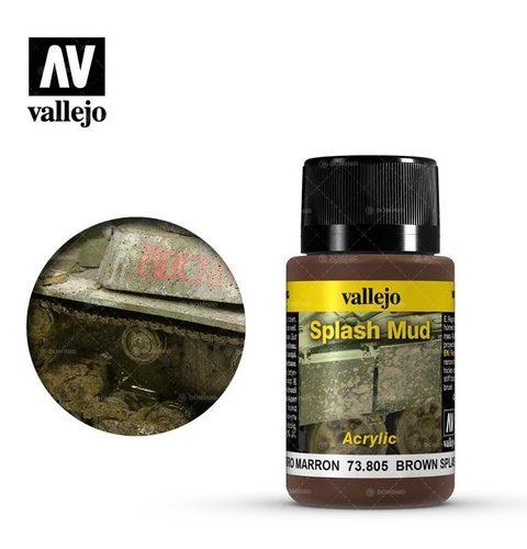 73805-vallejo-brown-splash-mud-40ml