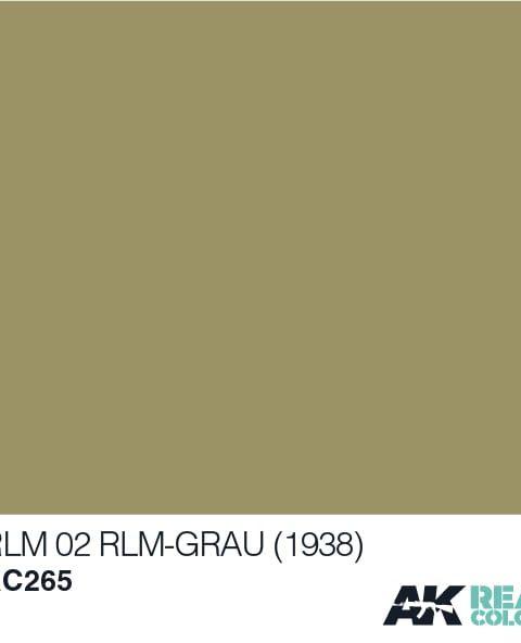 rc265acryliclacquer